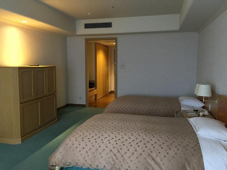 ホテルアローレ 部屋