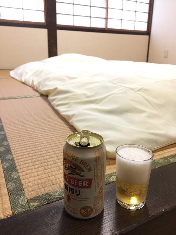 ビールで読書