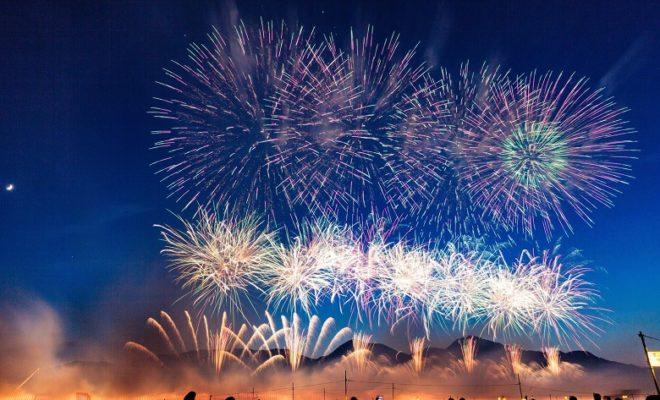 金沢の花火大会