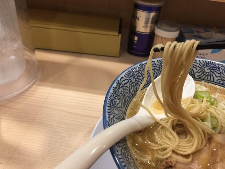 めんや安寿 麺